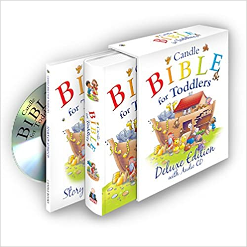 Candle Bible for Toddlers Deluxe Edition