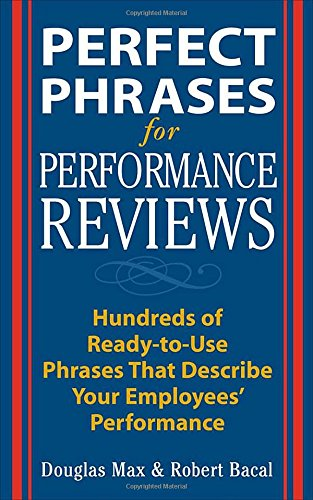 words to use in performance review