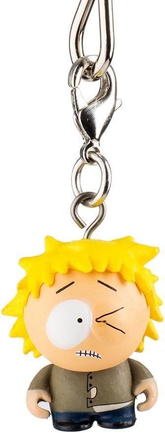 Amazon.com: Tweek – South Park tirador de cierre/llavero ...