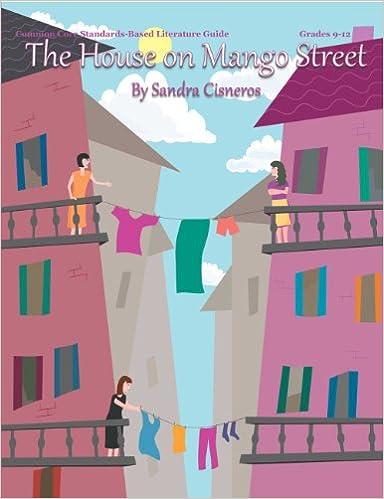 Amazon.com: House on Mango Street Teacher Guide - Literature ...