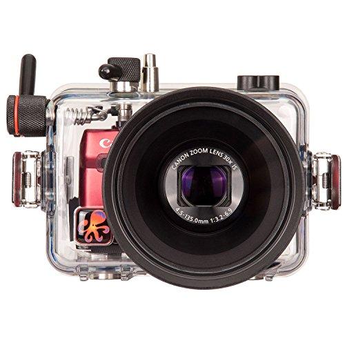 Ikelite Underwater Housing for Canon PowerShot SX700 and SX710 HS Digital Cameras, 200' Depth by Ikelite
