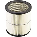 Craftsman Grey Stripe Cartridge Filter for Crafstman 6, 8, 12 and 16-gallon vacs