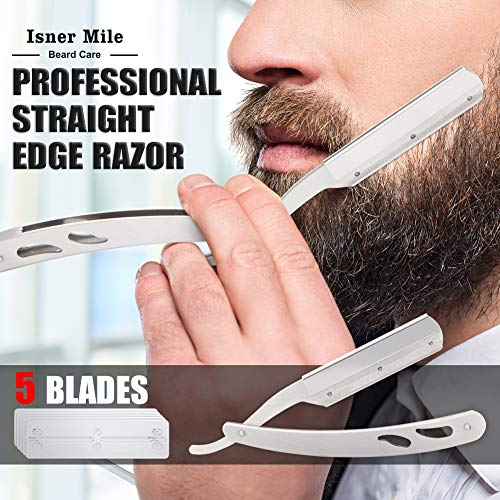Isner Mile Beard Kit for Men, Grooming & Trimming Tool Complete Set with Shampoo Wash, Beard Care Growth Oil, Balm… 2