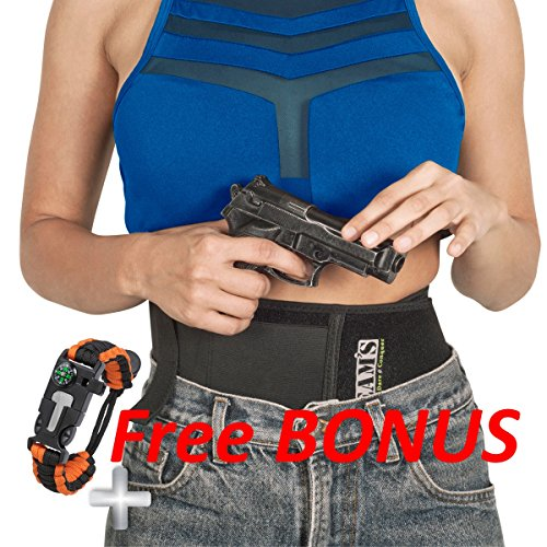 Belly Holster CONCEALED Neoprene Band product image