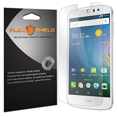 Tempered Glass Screen Protector for Acer Liquid Z530 - 3