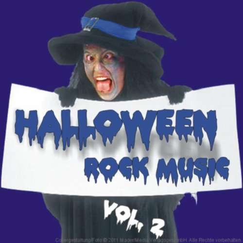 Halloween - Rock Music Vol. 2 (Hard Rock Halloween Songs)