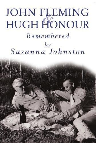 John Fleming and Hugh Virtue: Remembered by Susanna Johnston