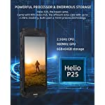 DOOGEE-S60-2020-Smartphone-robusto-Octa-Core-Smartphone-4G-IP68-Antiurto-Dual-SIM-6-GB-64-GB-MTK-Helio-P25-52-pollici-5580-mAh-Cellulare-Android-81-Fotocamera-210MP