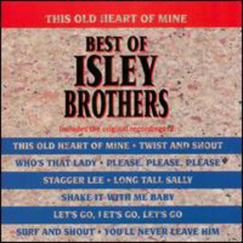 Best Of The Isley Brothers, The (The Best Of The Isley Brothers)