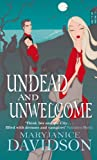 Front cover for the book Undead and Unwelcome by MaryJanice Davidson