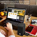 KODAK Film Scan Tool for PC and MAC – 5MP Digital Film Scanner Converts & Saves 35mm Film Negatives & Slides Directly on Your Computer with Capture and Edit Software, Easy-Load Film Inserts & More