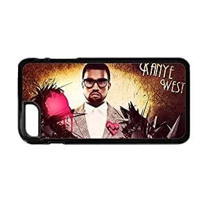 Generic Printing Kanye West Thin Back Phone Covers For Child For Iphone 6 Apple Choose Design 4