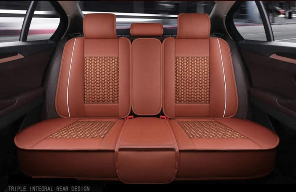 V60 V90,Beige,S40 S80 S40 S90 XC60 HRFHLHY All-Inclusive-Autositzbezug aus Eisseide Kompatibel mit den Volvo-Serien: XC40 XC90 S60 V70 V40 XC70