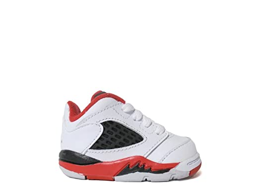 Jordan Retro 5 Low-314340-101-Toddler Fire Red (4C)  Jordan  Amazon ... 200814e56