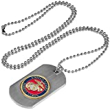 LinksWalker NCAA US Marines - Dog Tag