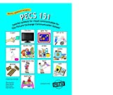 "PECS 151: 1 3/4"" Symbols for Picture Exchange Communication System"