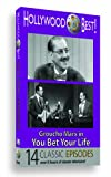 Buy Hollywood Best! Groucho Marx, in You Bet Your Life - 14 Classic Episodes!