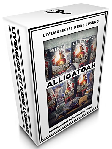 Alligatoah: Livemusik Ist Keine Lösung-Himmelfahrtskommando (Audio CD)