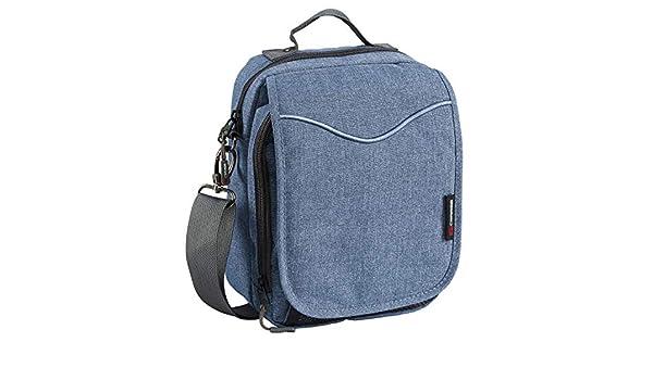 32521623d64d Caribee Global Organiser Large Travel Shoulder Bag   Passport Pouch   Amazon.com.au  Sports
