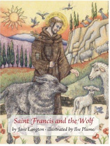 Saint Francis & the Wolf