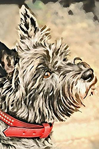 - Cairn Terrier Blank Lined Journal Notebook: A daily diary, composition or log book, gift idea for lovers of the Cairn Terrier dog breed!!
