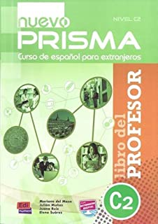 Nuevo prisma c2 student book cd amazon team edinumen nuevo prisma c2 teachers edition plus eleteca fandeluxe
