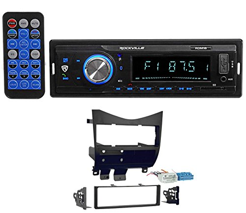 2007 honda accord stereo dash kit - 8