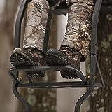 Rivers Edge Treestands Tree Stands XT Deluxe 1-Man Ladder Stand Black Medium Model: