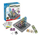 play nine board game - ThinkFun Gravity Maze Marble Run Logic Game and STEM Toy for Boys and Girls Age 8 and Up – Toy of the Year Award Winner