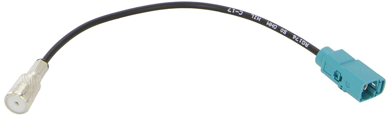 Autokit 253900 Cable Adaptador Antena Fakra Hembra - ISO Hembra