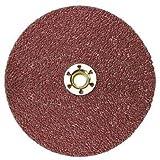 3M Cubitron II 982C Coated Ceramic Quick Change Disc - 36 Grit - 5 in Dia - 12000 Max RPM - 27404 [PRICE 25 CT]