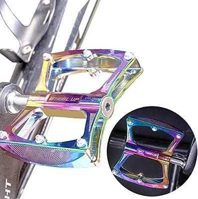 Makluce Pedales Bicicleta de Montaña CNC de Aleación de Aluminio ...