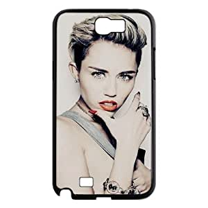 Brand New Durable Back Phone Case for Samsung Galaxy Note 2 N7100 Cover Case - Miley Cyrus HX-MI-054960