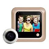 2.4 inch Doorbell HD Screen Video Door Phone Intercom System SIKIWIND 2.0MP Digital Peephole Viewer Doorbell