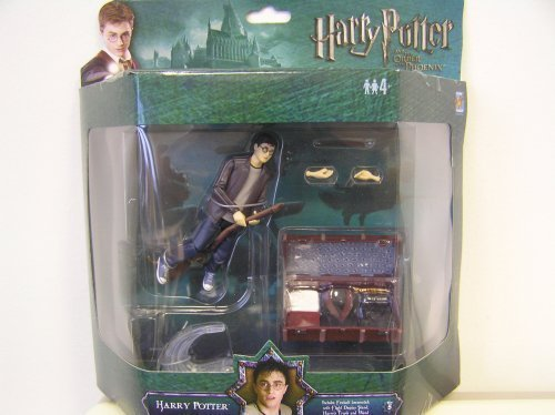 Harry Potter - Deluxe Action Figures - Harry Potter - Ord...