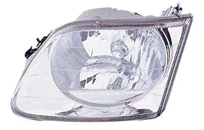 Ford F150 Replacement Headlight Assembly - 1-Pair