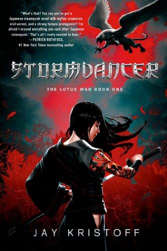 - Stormdancer: The Lotus War Book One