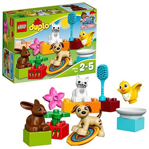 10838 Les animaux de compagnie, LEGO DUPLO Ma ville 0117