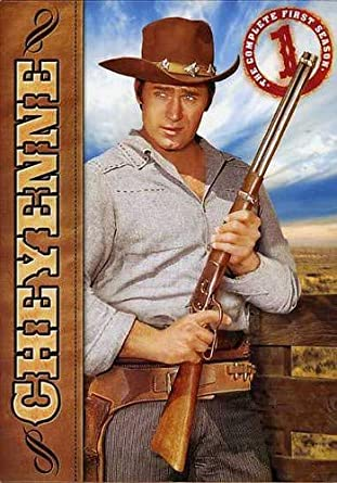 Amazon Com Cheyenne The Complete First Season William T Orr Roy Huggins Clint Walker L Q Jones Movies Tv