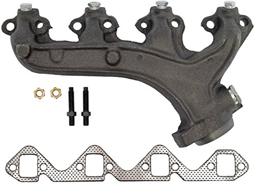 Dorman 674-169 Drivers Side Exhaust Manifold Kit For Select Ford Models Econoline Dorman Exhaust Manifold