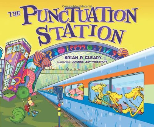 The Punctuation Station PDF