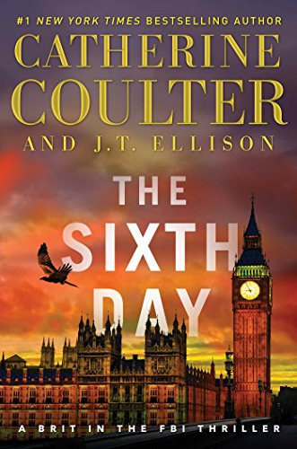 The Sixth Day (A Brit in the FBI Book 5) cover