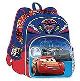 Disney Cars 3 Cars Movie Winner 3D 12'' Backpack