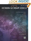 #7: 2016 Modern Worship Songs: Piano/Vocal/Guitar