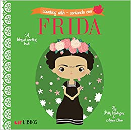 Counting With Contando Con Frida English And Spanish Edition