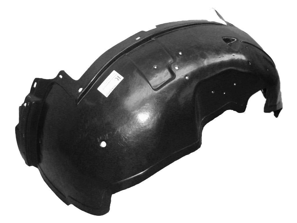 Inner Fender Splash Shield Front RH Side Fits Chevrolet Avalanche 1500 GM1251114