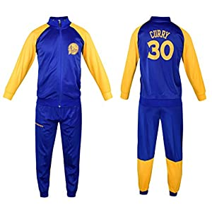 Fan Kitbag Steph Curry Kids Basketball Tracksuit All Youth Sizes ✓ Curry Basketball Track Jacket Top ✓ Kids Basketball Track Pants ✓ GIFT READY Packaging