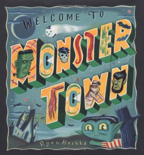 Welcome to Monster Town (Christy Ottaviano Books) pdf