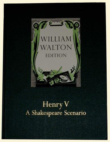 Henry V - A Shakespeare Scenario: Full score (William Walton Edition)