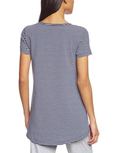 Short Stories 620046 - Camiseta de pijama para mujer, color blau (midnight blue 50135), talla W40